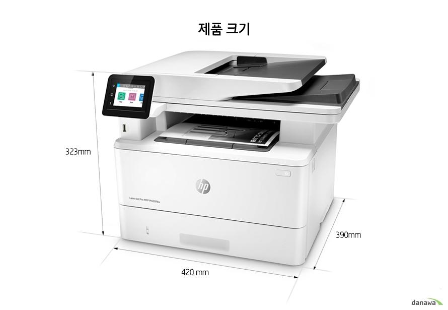 HP 레이저젯 프로 MFP M428fdw (기본토너)