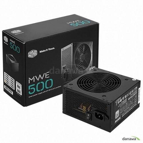 쿨러마스터  MWE 500W 80PLUS Standard 230V EU_이미지