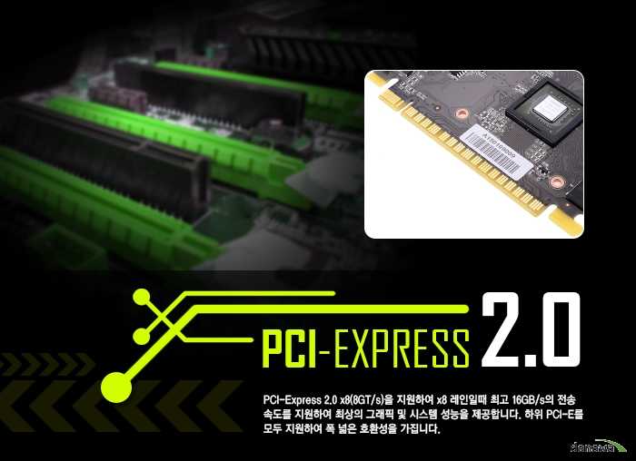 XENON GT730 D3 1GB LP 패키지 기술설명1