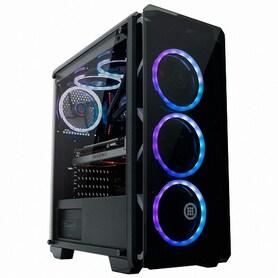마이크로닉스 Master T500V 스펙트럼 RGB 강화유리