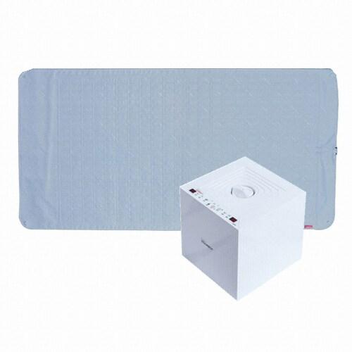 동양이지텍 스팀보이 슬림 온수매트 S8000-A182 (2인용, 145x195cm, 분리난방, S8000-A1822)_이미지
