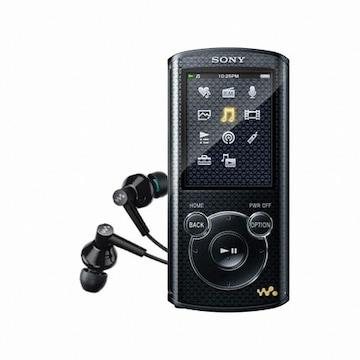 SONY Walkman NWZ-E460 Series NWZ-E463K 4GB_이미지