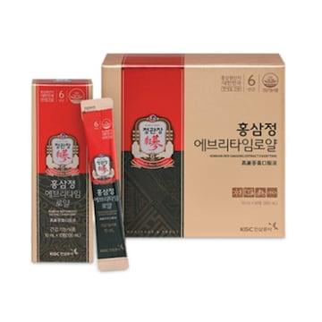 한국인삼공사 정관장 홍삼정 에브리타임 로얄 10ml 30포