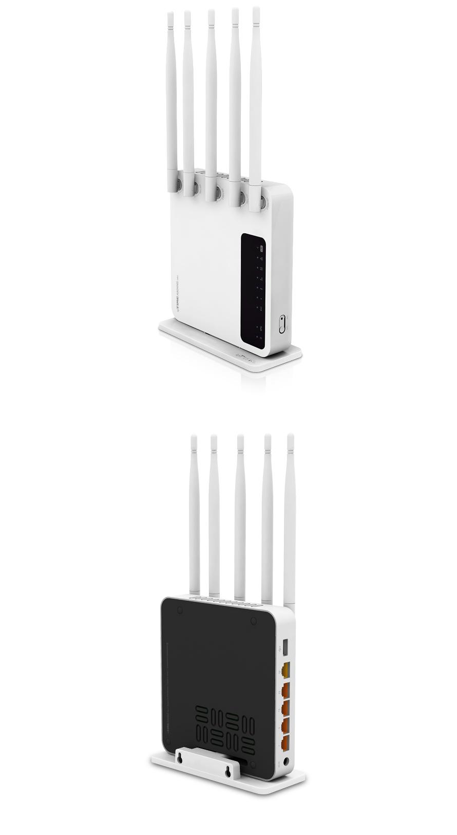 EFM ipTIME A804NS-MU 유무선공유기