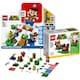 레고 너구리마리오 파워업 스타터 번들팩 (71360+71385)_이미지