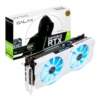 갤럭시 지포스 RTX 2060 PLUS EX WHITE OC D6 6GB
