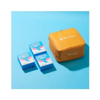 네비팜 바이크롬 코 유산균 키즈 스틱포 30포 3개입 키즈 케어세트 (1개)_이미지