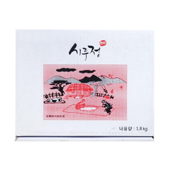 시루정 쫀떡쫀떡 찹쌀떡 30개입 1.8kg(1개)