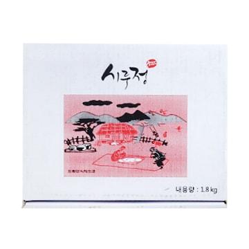 시루정 쫀떡쫀떡 찹쌀떡 30개입 1.8kg (1개)_이미지