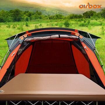 에어박스 에어매트리스S 10cm(200x260, 특포맨)
