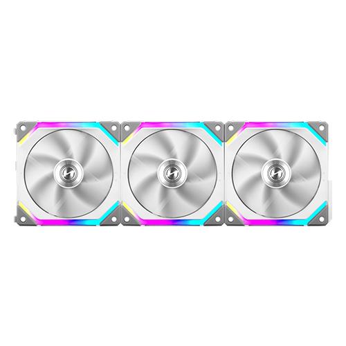 리안리 UNI FAN SL120 WHITE(3PACK/Controller)