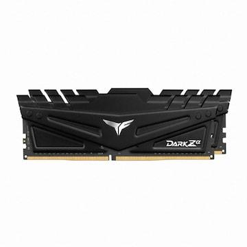 TeamGroup T-Force DDR4-4000 CL18 DARK Z Alpha 패키지 (32GB(16Gx2))_이미지
