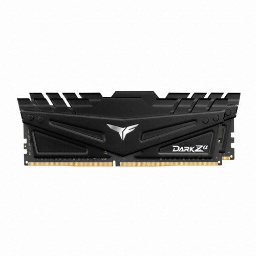 TeamGroup T-Force DDR4-4000 CL18 DARK Z Alpha 패키지 (32GB(16Gx2))_이미지