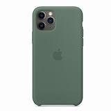 APPLE 아이폰11 프로 실리콘 케이스  (정품)