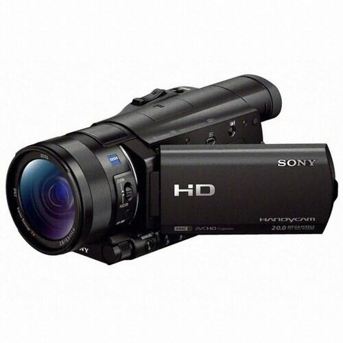 SONY HandyCam HDR-CX900 (배터리 패키지)_이미지