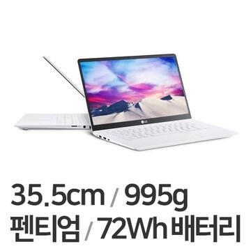 LG전자 2020 그램14 14ZD995-LX20K (SSD 128GB)_이미지