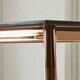 파로마 비발디 세라믹 식탁세트 1700 (의자3개+벤치1개)_이미지