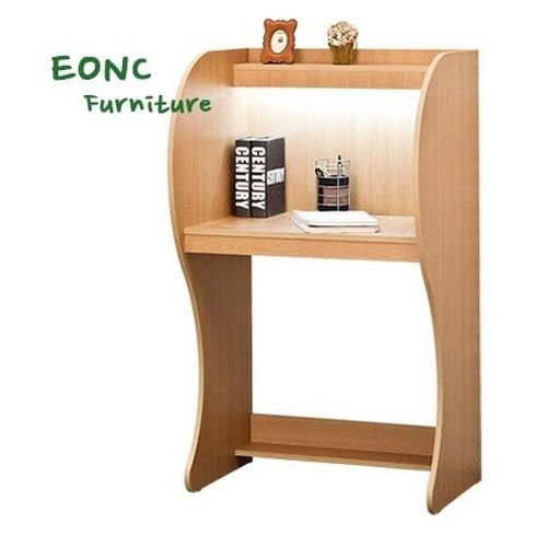 EONC 실속형 독서실책상+LED 형광등 (70x55cm)_이미지