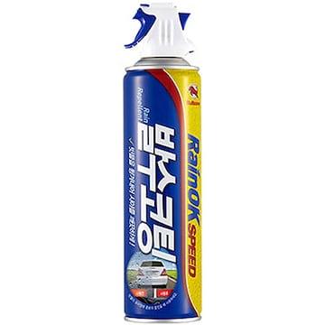 불스원 레인OK 스피드 유리발수코팅 380ml(1개)