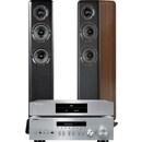 R-N402 + 캠브리지오디오 CXC + 와피데일 D330