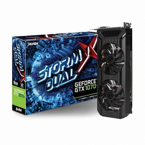 이엠텍 XENON 지포스 GTX1070 Ti STORM X Dual D5 8GB_이미지