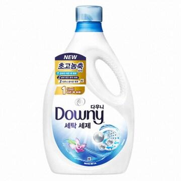 다우니 초고농축 세탁세제 블루 2.8L(1개)
