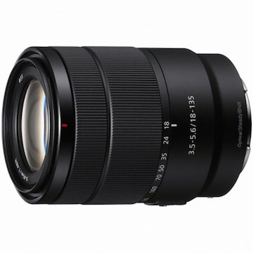 SONY 알파 E 18-135mm F3.5-5.6 OSS