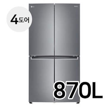 LG전자 디오스 F873SS31H