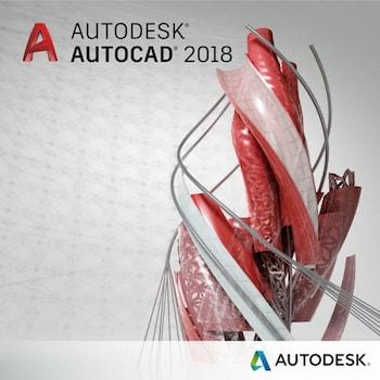 오토데스크 AutoCAD 2018 (DTS 렌탈 1년 라이선스)