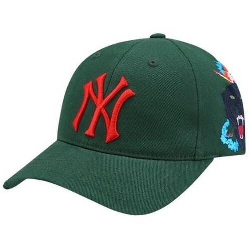 MLB 뉴욕 양키스 블랙팬서 커브캡 32CPAP841-50G_이미지