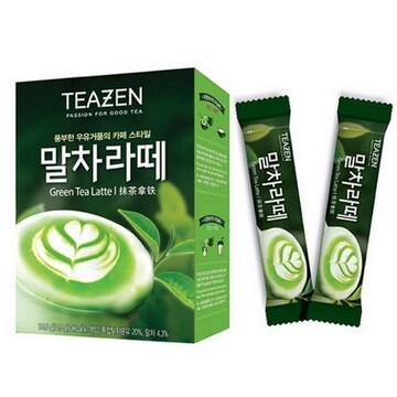 티젠 말차라떼 7T(1개)