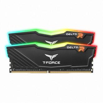 TeamGroup T-Force DDR4-3200 CL16 Delta RGB 패키지 서린 (16GB(8Gx2))_이미지