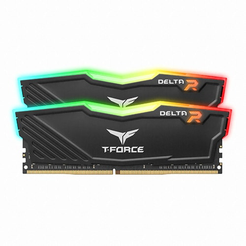 TeamGroup T-Force DDR4 16G PC4-25600 CL16 Delta RGB (8Gx2) 서린_이미지