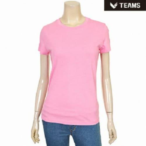 에이션패션 팀스폴햄 여성 베이직 소프트 라운드넥 티셔츠 TS5H971 (PK)_이미지