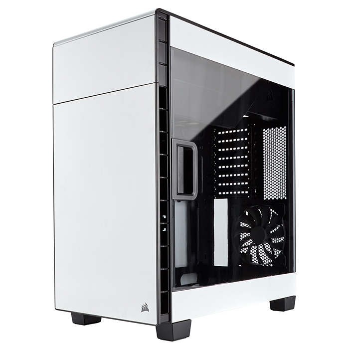 CORSAIR CARBIDE SERIES CLEAR 600C White
