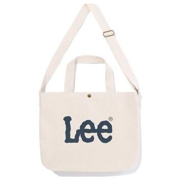 리(LEE) 빅 트위치 투웨이 에코백 LE2001EC01IV