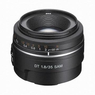 SONY 알파 DT 35mm F1.8 SAM (병행수입)_이미지