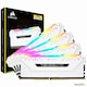 CORSAIR DDR4 32G PC4-25600 CL16 VENGEANCE PRO RGB WHITE (8Gx4)
