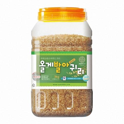 자연주의숨 올게발아귀리 3kg (1개)_이미지