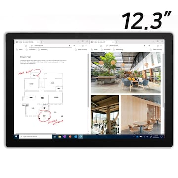 Microsoft 서피스 프로7 플러스 코어i5 11세대 Wi-Fi 256GB