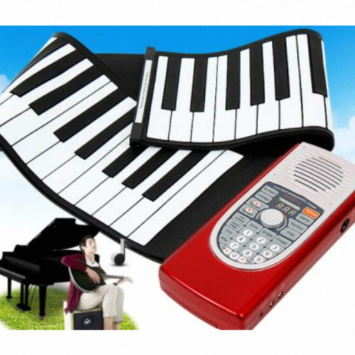 애니피아 핸드 롤업 피아노 61건반