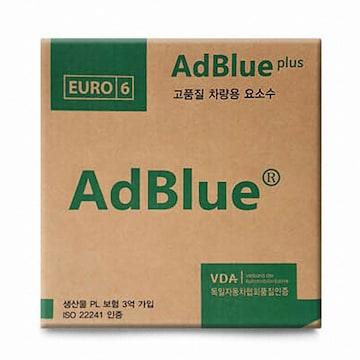 금성이엔씨  애드블루플러스 요소수 비닐형 10L
