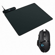 로지텍 G502 LIGHTSPEED WIRELESS + POWERPLAY (정품)