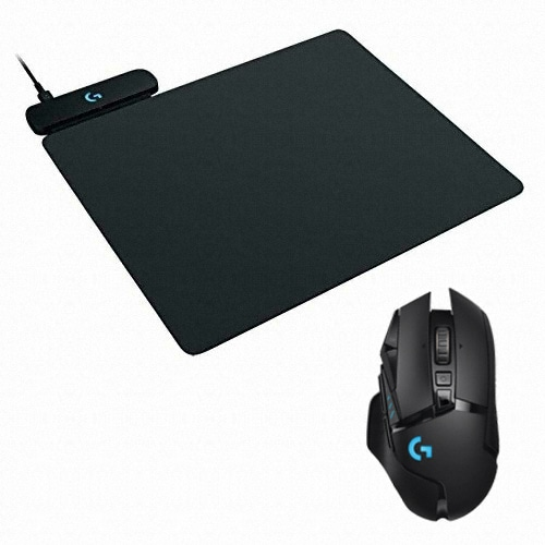 로지텍 G502 LIGHTSPEED WIRELESS + POWERPLAY (정품)_이미지