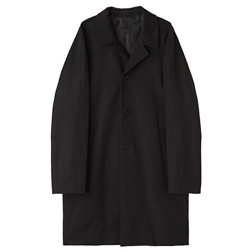 코오롱인더스트리 커스텀멜로우 Loose-fit mac coat CWCAW16033BKX_이미지