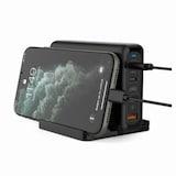 아임커머스 UM2 퀵차지3.0+USB-PD 140W 4포트 충전기 MAX140