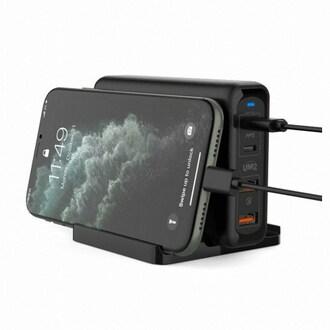 아임커머스 UM2 USB-PD PPS/QC3.0 140W 4포트 충전기 MAX140_이미지