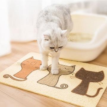 쉬쉬매트 삼색고양이 (M)_이미지