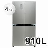LG전자 910리터 4도어냉장고 초특가!