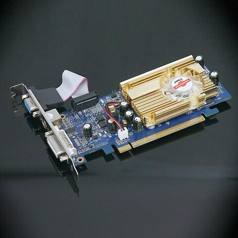 KHAN 지포스 8400GS 칸 DDR2 256MB S4리그_이미지